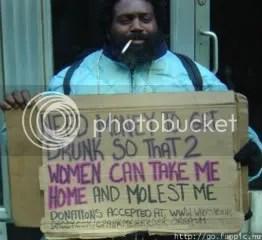 Fat Homeless Man Photo by nico12491  Photobucket