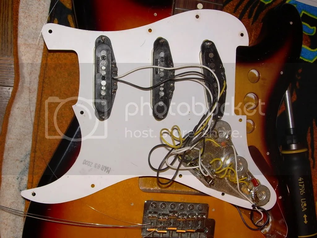 hight resolution of fender vintage noiseless pickups mystery harmony central rh harmonycentral com fender strat vintage noiseless pickups wiring diagram