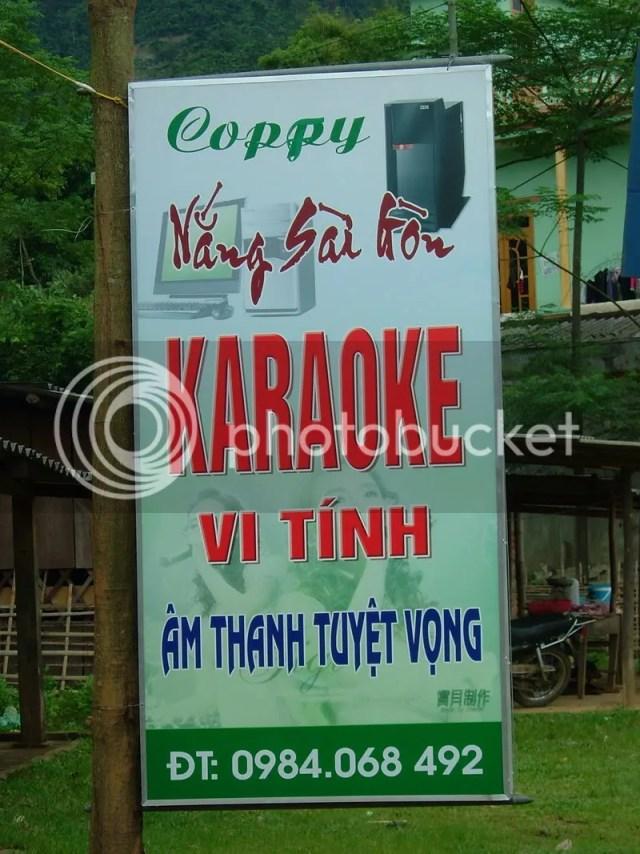 Quảng cáo Karaoke...độc th�t