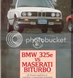 thread r t bmw 325e vs maserati biturbo [ 772 x 1023 Pixel ]