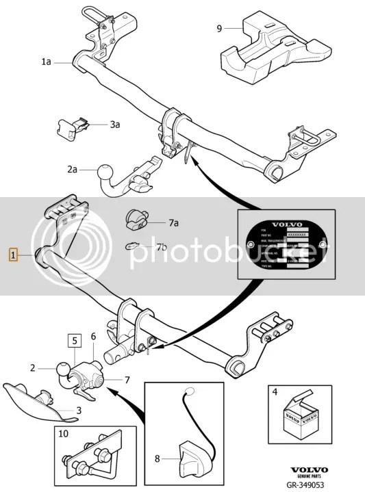 Thread Tow Bar Wiring