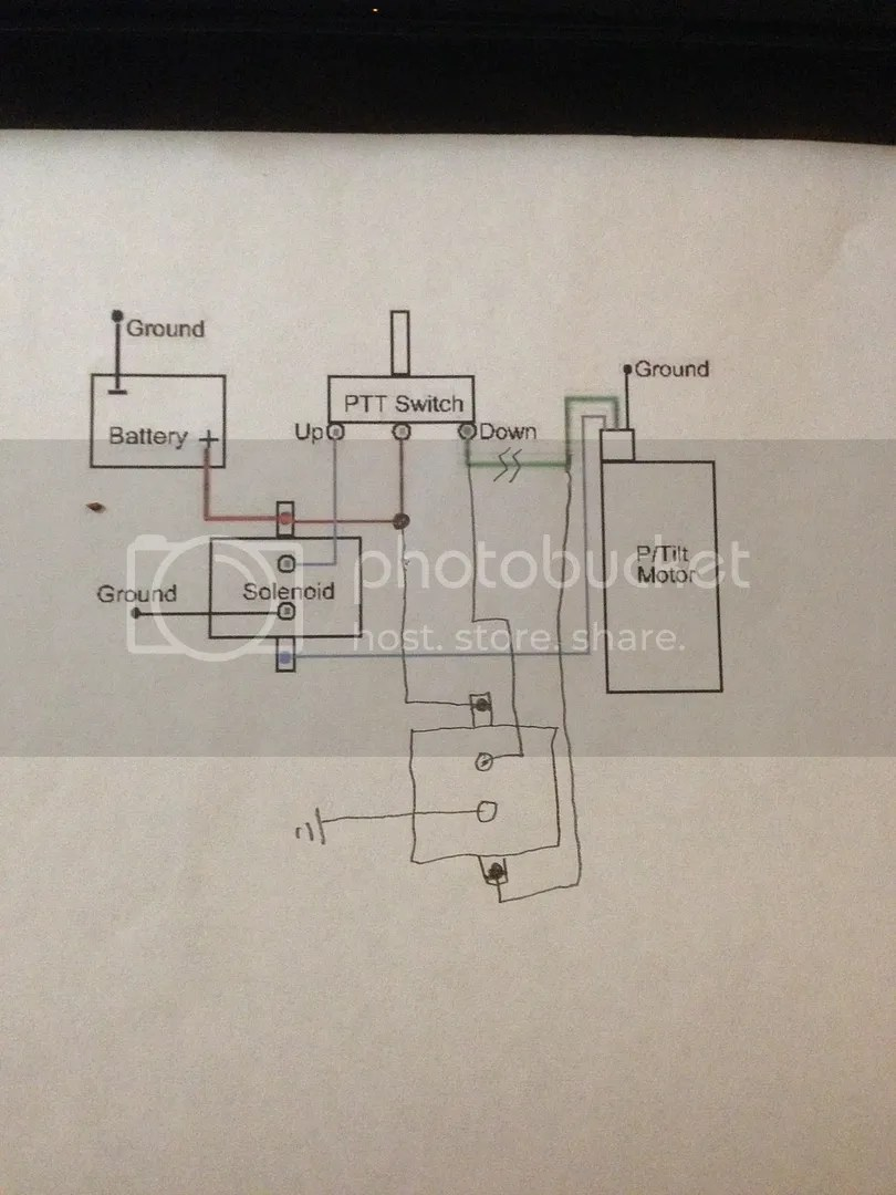 Trim Motor Wiring Diagram Also Mercruiser Trim Pump Wiring Diagram