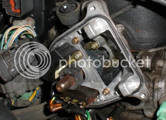 1992 Honda Accord Igniter