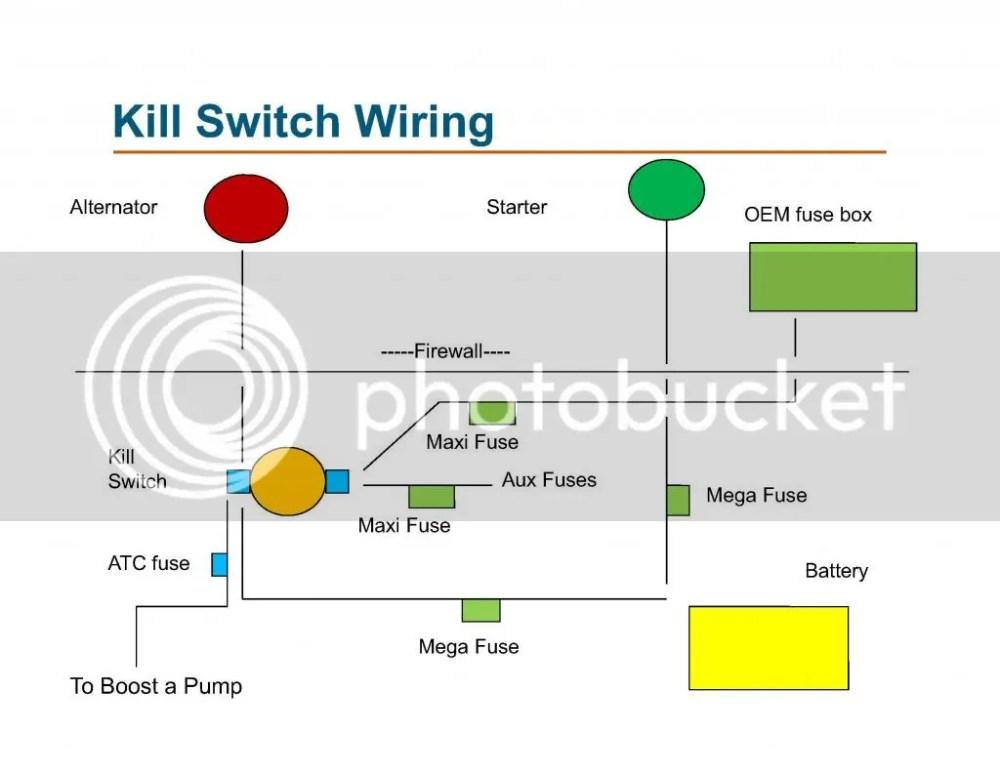 medium resolution of for a regular 2 post kill switch