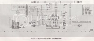Ford Amp bypass?  Electrical  EscortEvolutioncouk