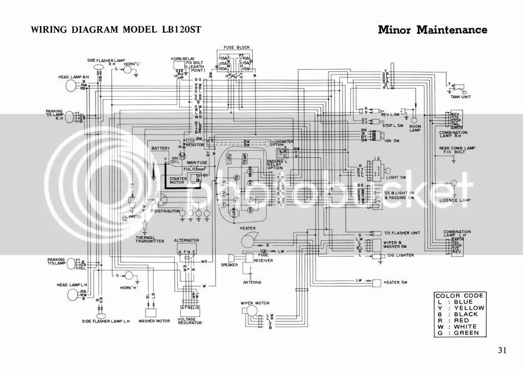 gb pickup wiring diagram tongue taste schematic tech wiki datsun 1200 club 240sx diagrams 21