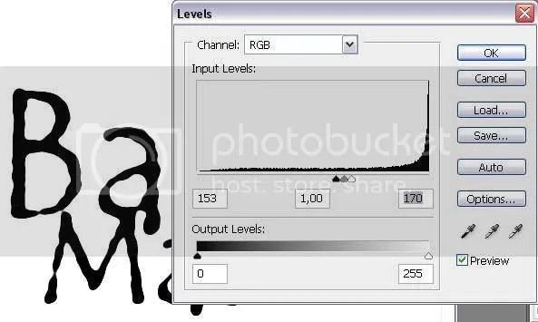 efek photoshop tulisan air 6