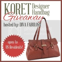 Koret Pure Ostrich East/West Satchel