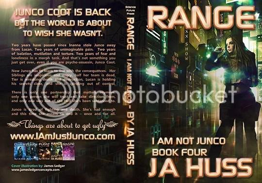 I am Not Junco - Range by J. A. Huss