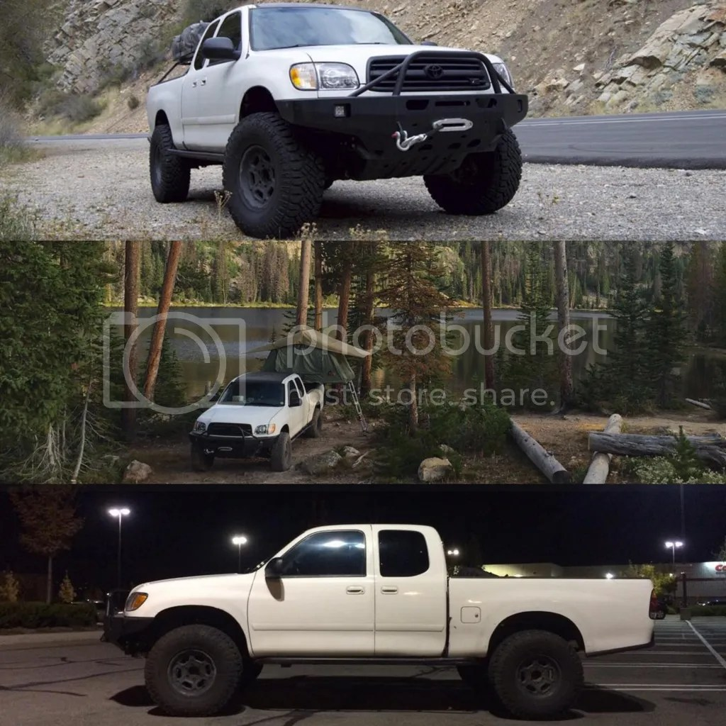 hight resolution of 2001 toyota tundra v8 4x4 sr5 trd access cab 4 7l v8 2uz fe 147 000 miles automatic transmission 35 s mid travel suspension nitro 4 56 gears