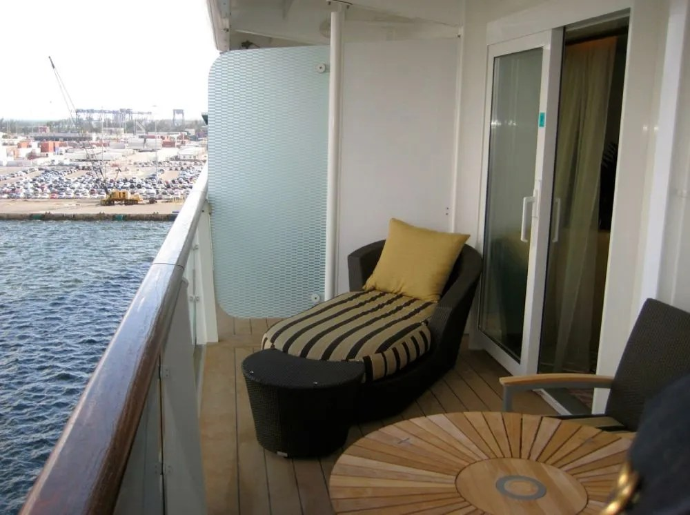 l shaped sofa diamond room divider celebrity suite 1615 - cruise critic message board forums