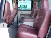 Trade My King Ranch Rear Captains Chairs for Bench Seat ...
