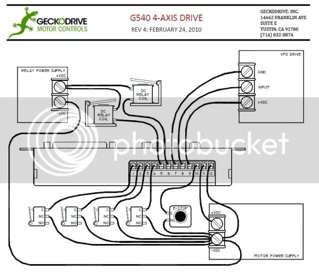 limit switches mach3 wiring diagram