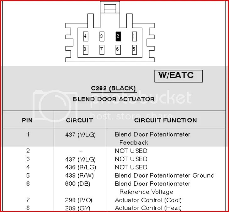 Pioneer Deh 43 Wiring Diagram No Heat After Heater Core And Bda Replacement Body And