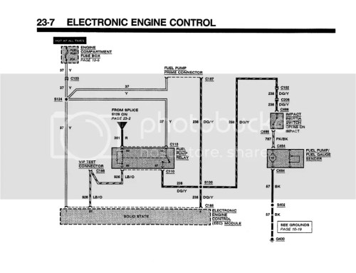 small resolution of fuel pump wiring diagram needed 4 6l based powertrains crownvic net 2009 cvpi ford fuel pump wiring