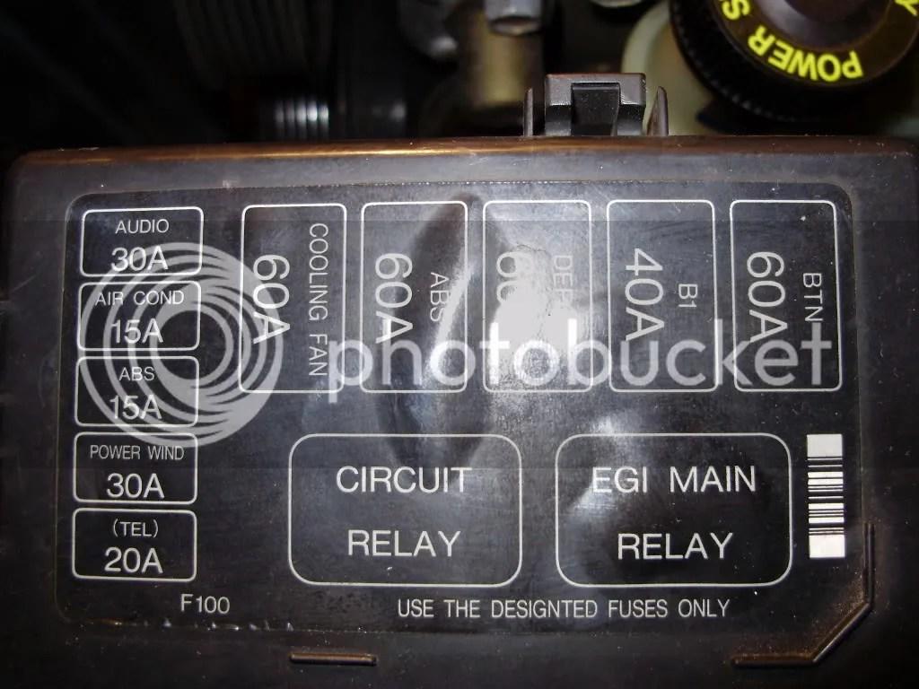Mazda Rx 7 Fuse Box Diagram On 87 Mazda 626 Engine Diagram