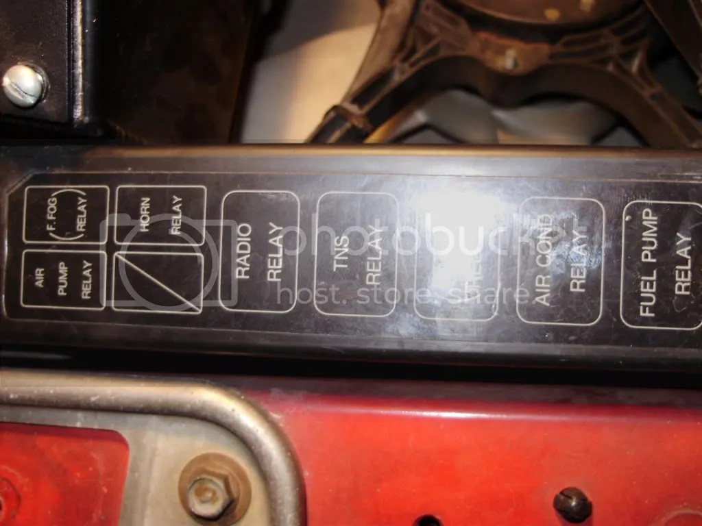 93 Mazda Rx7 Fd Fuse Box Diagram