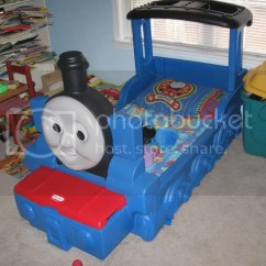 Thomas Train Chair Toddler Upholstered Rocking Canada The Tank Engine Bed For Sale Photo By Ahenry2