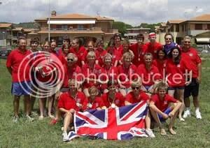 British Biathlet Team