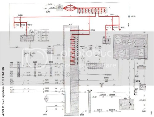 small resolution of 1995 volvo 850 wiring diagram