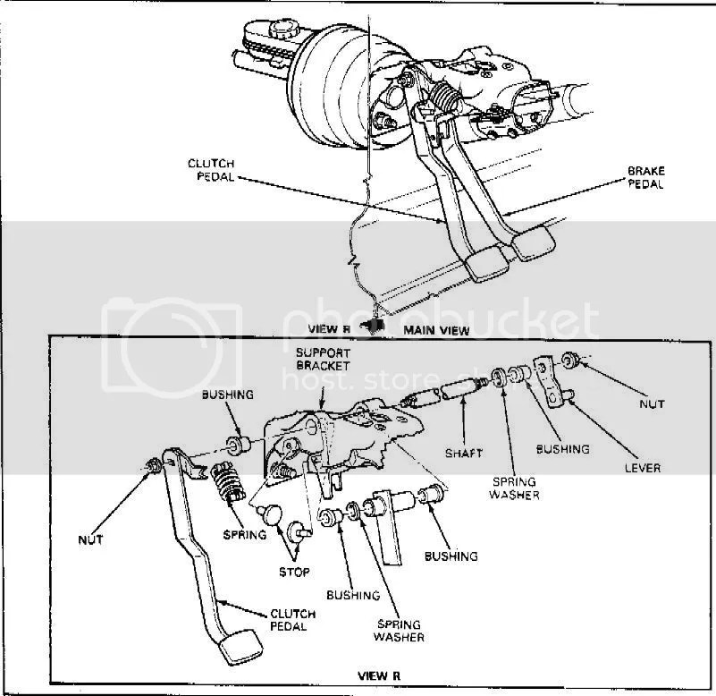1997 Ford Ranger Clutch Diagram, 1997, Free Engine Image