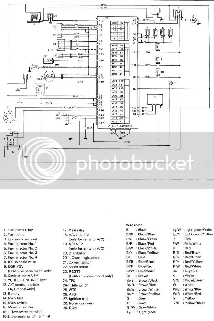 car ecu wiring diagram vvdi prog car ecu wiring connection