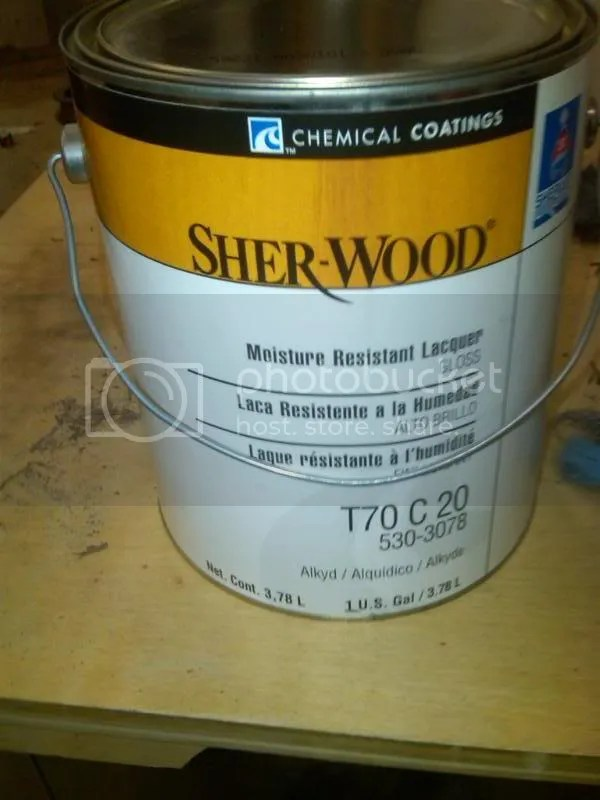 Water Based Lacquer Sherwin Williams