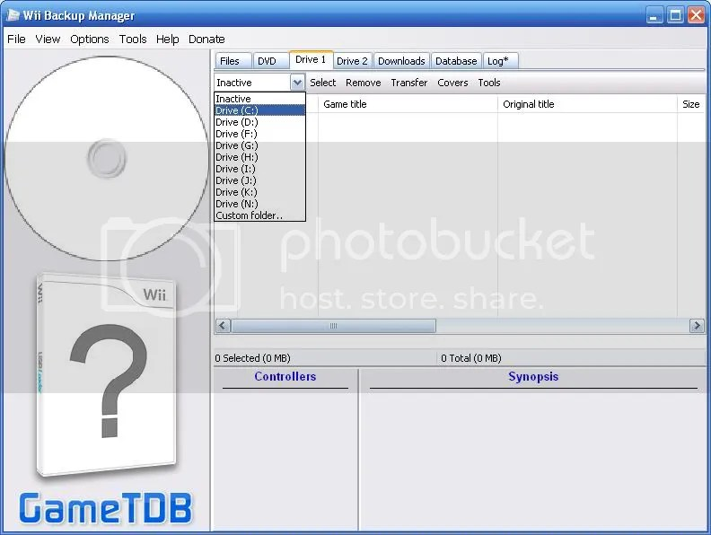 wii backup manager 0.4.5 build 78 gratuit