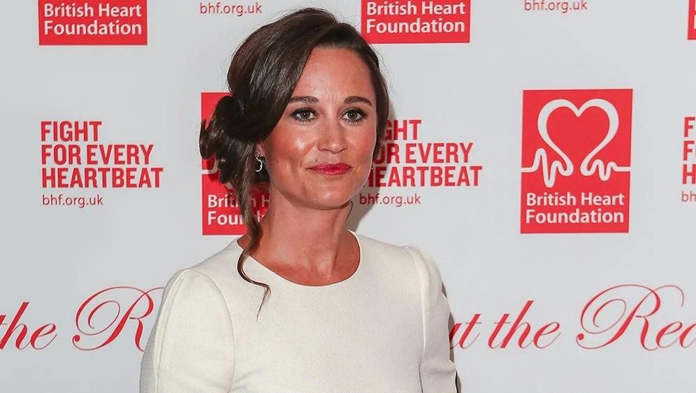 Kate Middleton blamiert Pippa sorgt fr Hschenblitzer