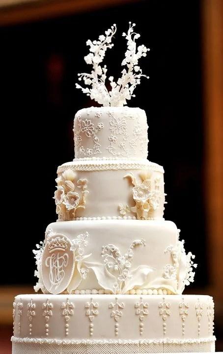 Die schnsten Hochzeitstorten
