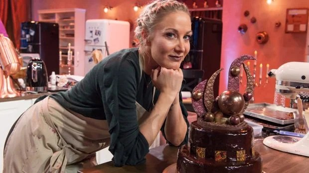Das groe Backen  Promispezial  Janine Kunze  Sat1