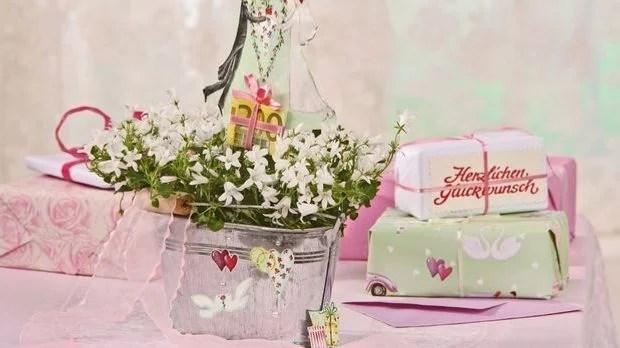 Geldgeschenke zur Hochzeit basteln Ausgefallene Ideen  SAT1