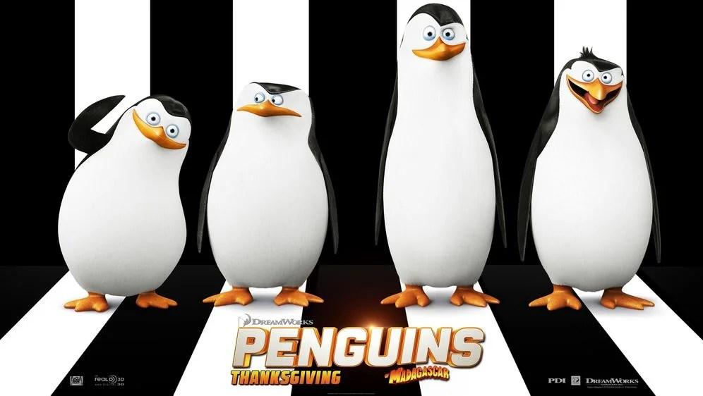 Film - Die Pinguine aus Madagascar - Sat1