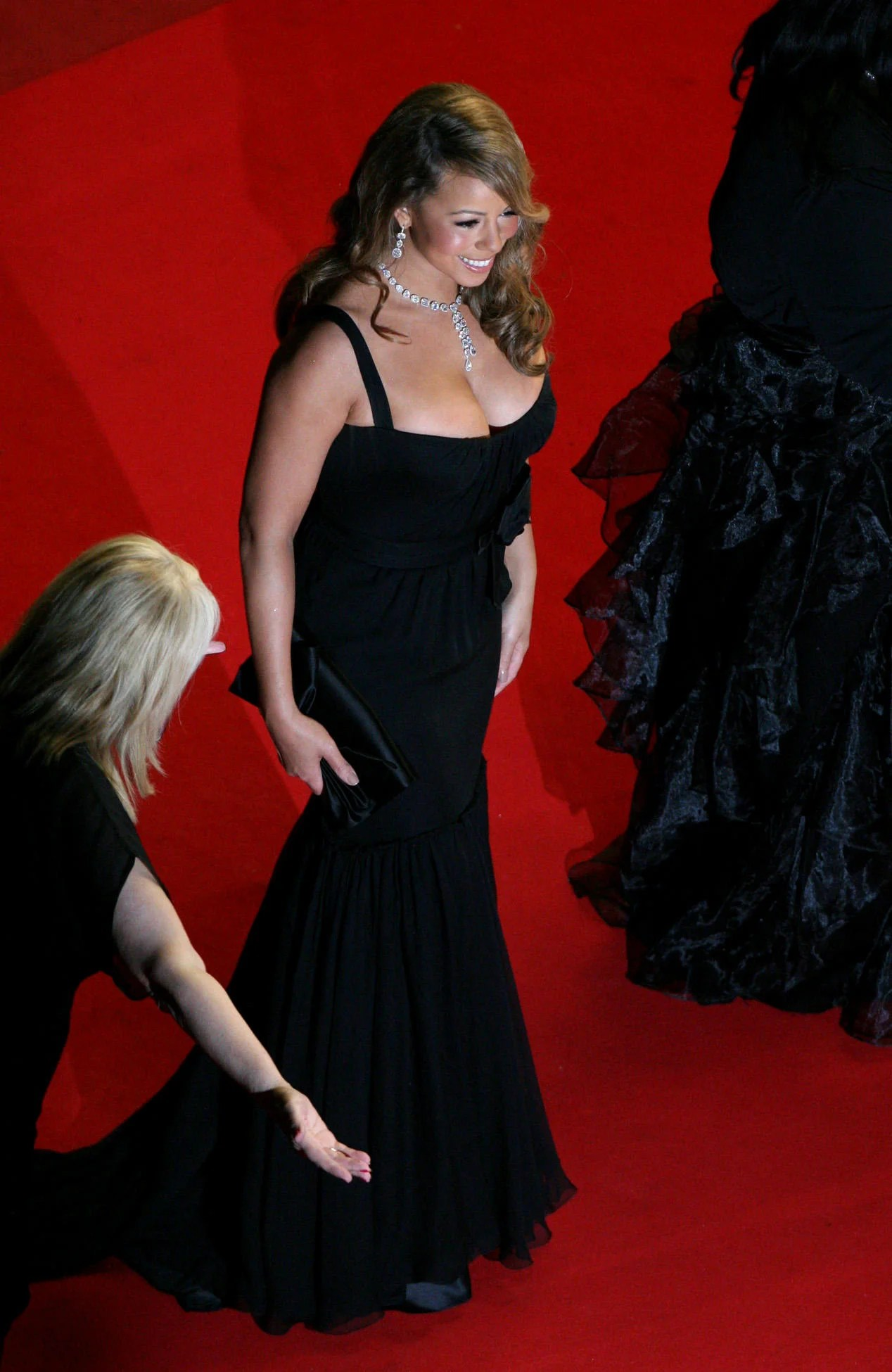 Mariah Carey Roter Teppich Cannes 2009 Roter Teppich