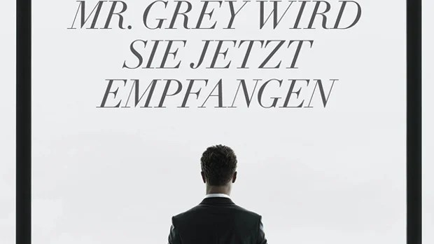 Shades of Grey: Plakat zum Film mit Jamie Dornan