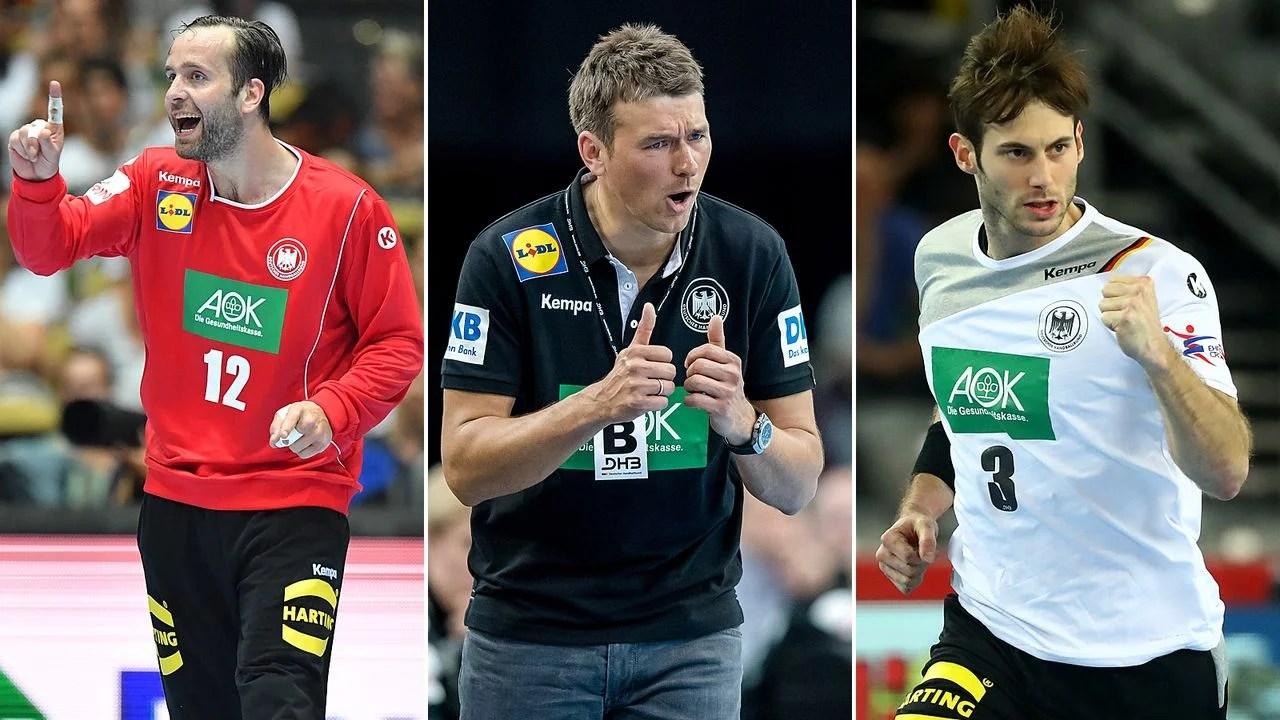 deutsche kader fur die handball wm