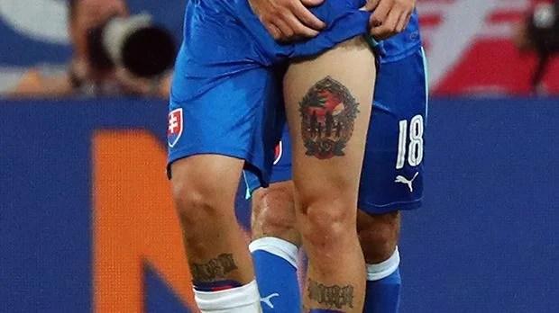 die verrucktesten tattoos der em stars