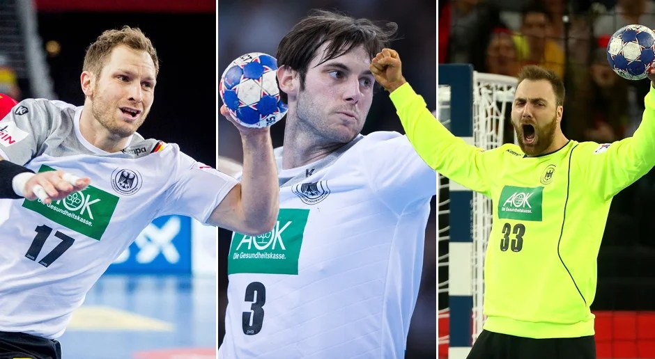handball handball em die gehalter