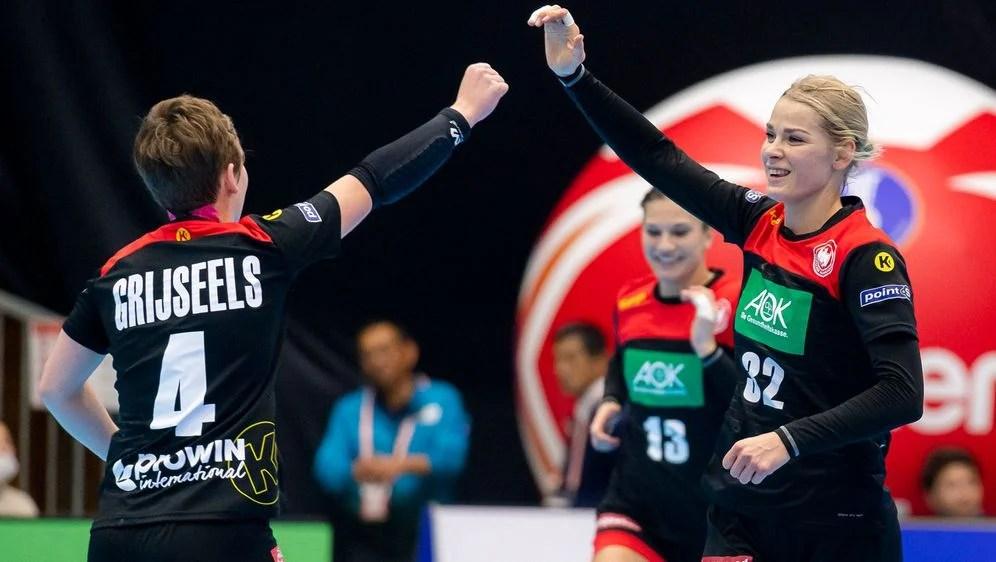 handball wm der frauen live und