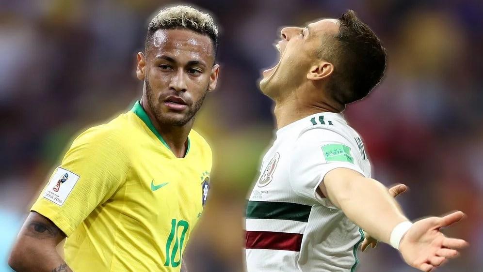 brasilien gegen mexiko live heute wm