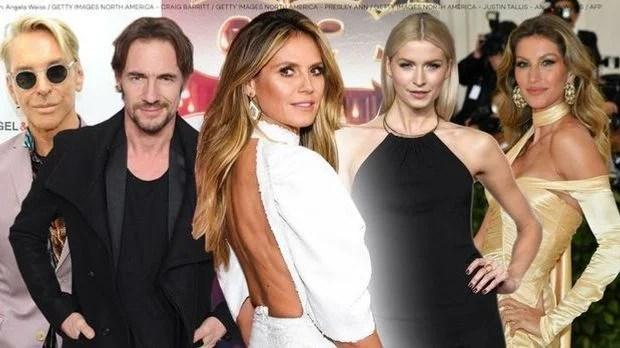Das Ist Die Jury In Staffel 14 Germany S Next Topmodel 2019