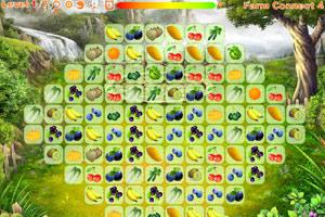農場水果連連看4.7k7k農場水果連連看4游戲 - 益智小游戲 - 7K7K小游戲