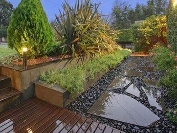 Garden Ideas With Deck