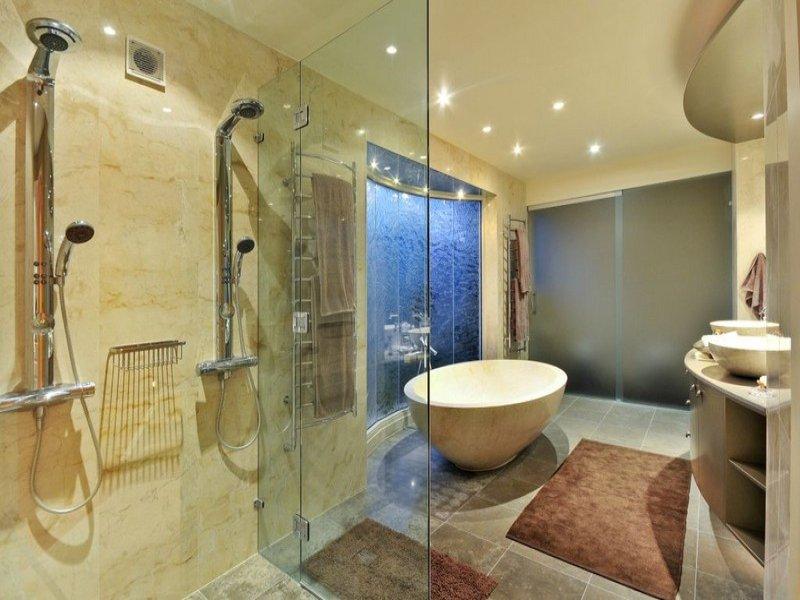 10 idee per un bagno in grande stile  Casait