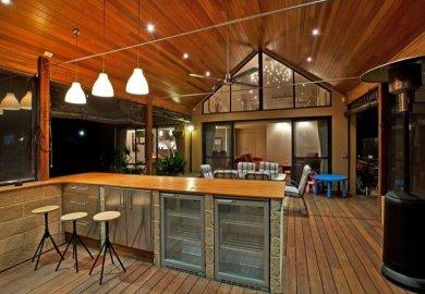 Home Designing Home Bar Design Ideas