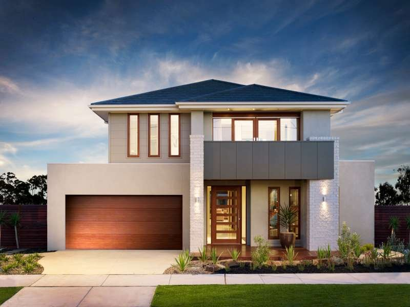 Of A House Exterior Design From A Real Australian House House