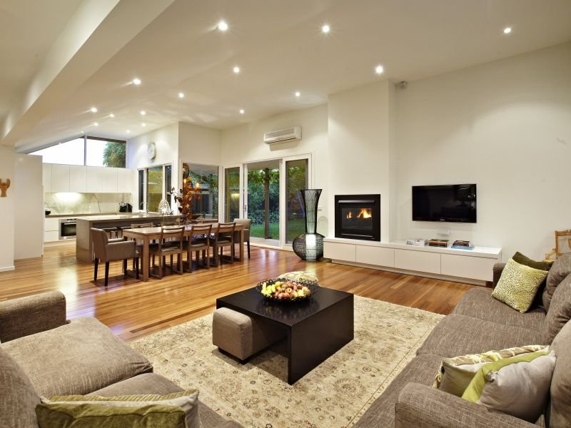 Photo of a living room idea from a real Australian house  Living Area photo 717949
