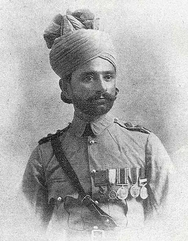 Khudadad Khan, VC