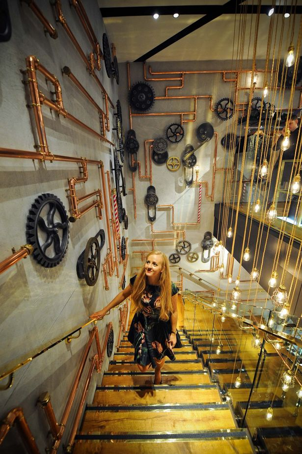 New Ted Baker store opens in Bullring celebrating citys heritage  Birmingham Mail