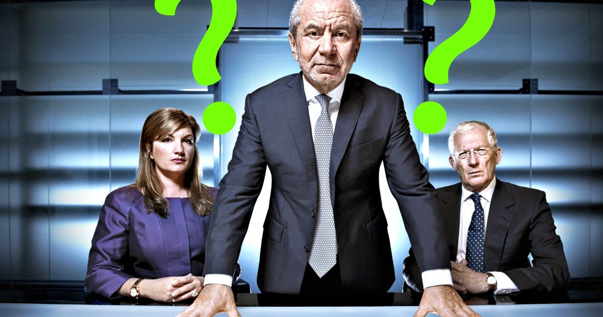 The Apprentice 2015 Can you pass our boardroom quiz